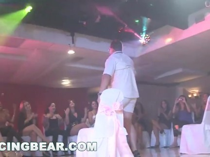 DANCING BEAR – Things Get Wild And Crazy At This Birthday Party