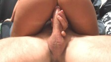 Sexy MILF gets her ass destroyed by studs big cock. Real squirt at 4:45