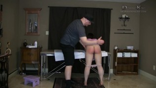 Ten Gets A Spanking and Diapers From Daddy Dominic – ABDL