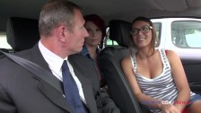 intense hot threesome with 2 gorgeous french girls