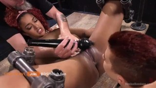 sexy submissive bdsm bondage experience