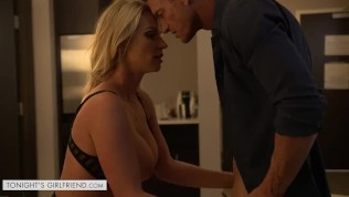 Tonights Girlfriend Rachael Cavalli lets her client have his way with her