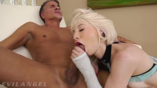 EvilAngel – Kenzie Reeves Ass Thrusted & Facialed